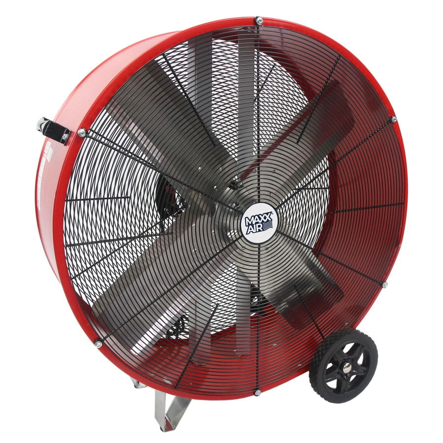 High Velocity Fan Blade : Shop maxxair in speed high velocity fan at lowes