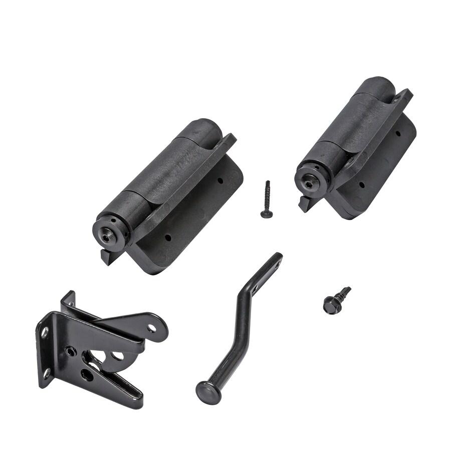 Polyresin Steel Fence Gate Hardware Kit