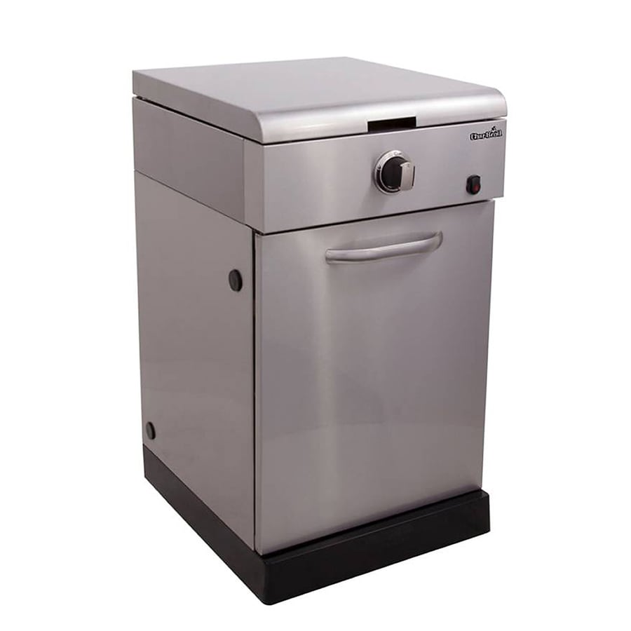 Char-Broil Stove Top Steel Grill Cart