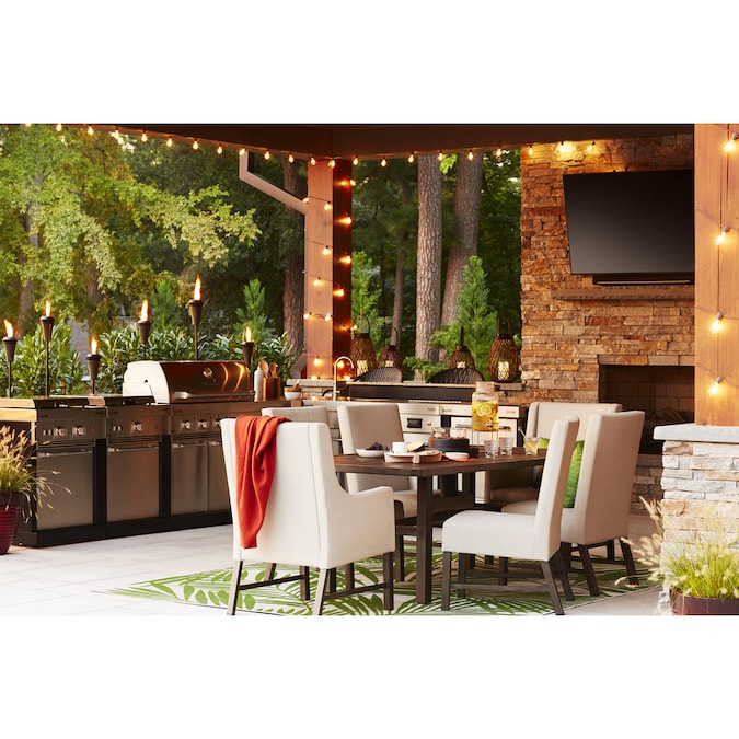 Char-Broil Modular Outdoor Kitchen Medallion Modular Stove ...