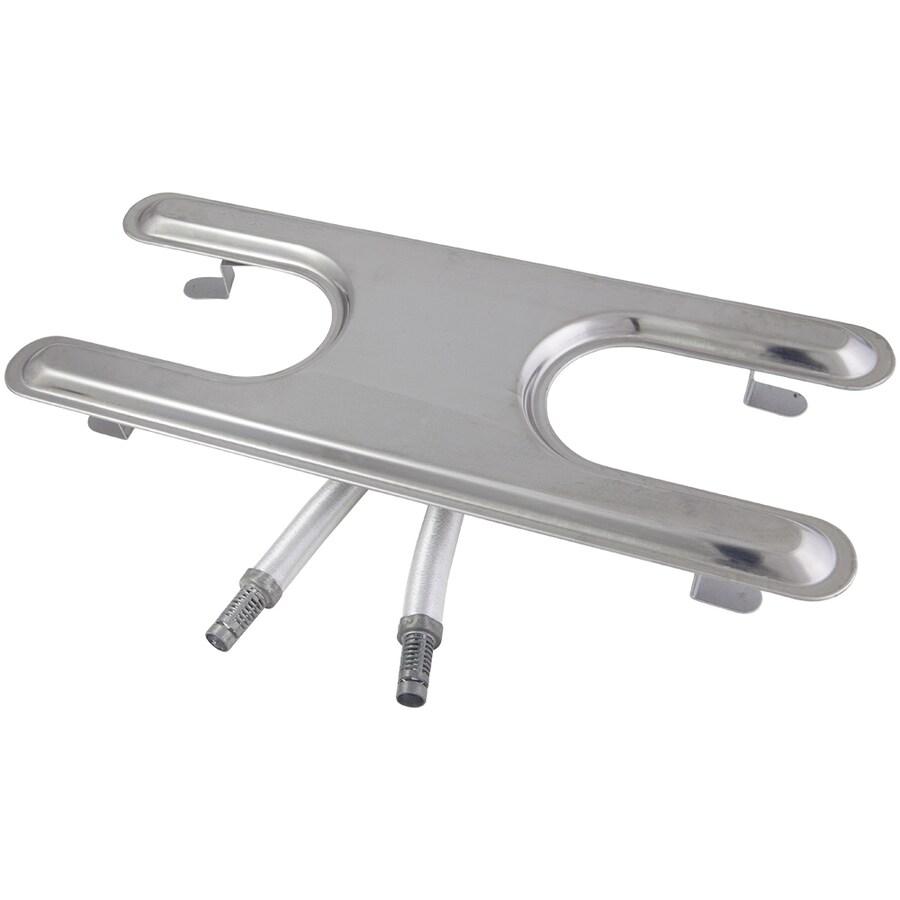 Char-Broil 20.3-in Stainless Steel Bar Burner