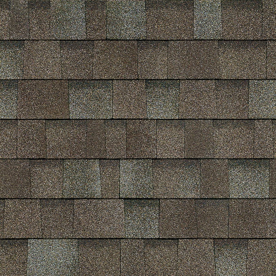 Owens Corning Oakridge 32.8-Sq Ft Driftwood Laminated Architectural Roof Shingles