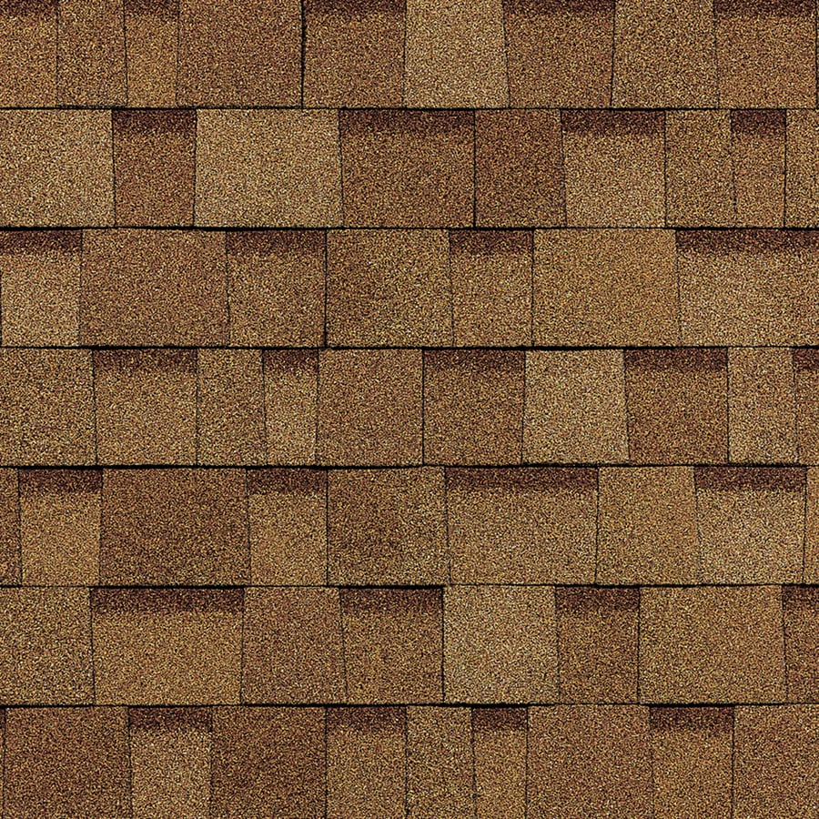 Owens Corning Oakridge 32.8-sq ft Desert Tan Laminated Architectural Roof Shingles