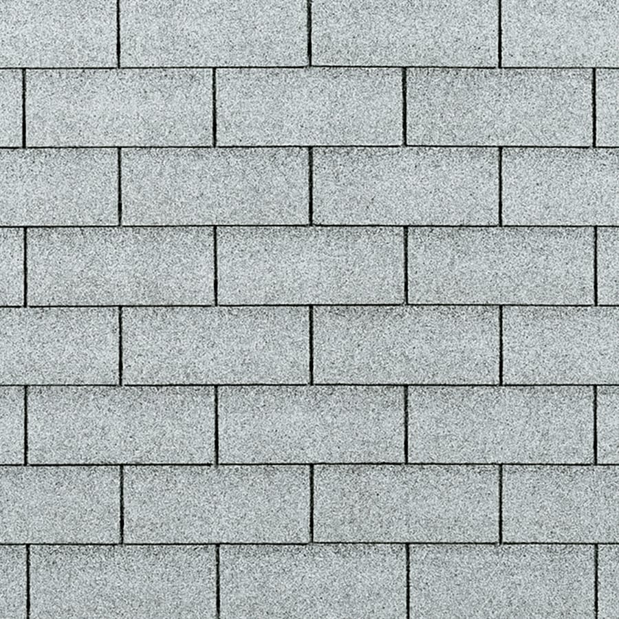 Owens Corning Supreme 33.3-sq ft Shasta White Traditional 3-Tab Roof Shingles