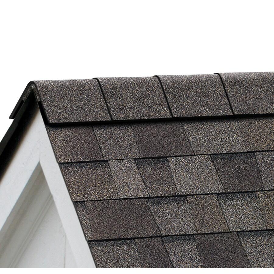Owens Corning WeatherGuard HP 32.5-lin ft Driftwood Hip and Ridge Roof Shingles