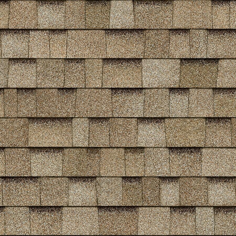 Owens Corning Oakridge 32.8-sq ft Amber Laminated Architectural Roof Shingles
