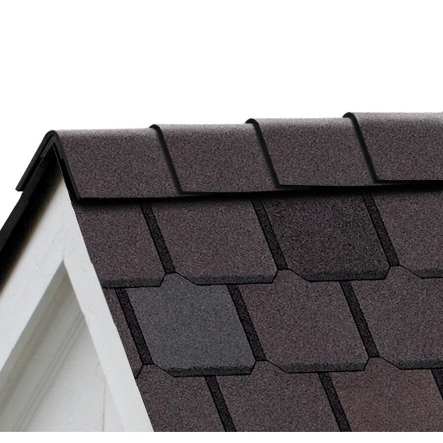 Owens Corning Berkshire 21.33-sq ft Concord Hip and Ridge Roof Shingles