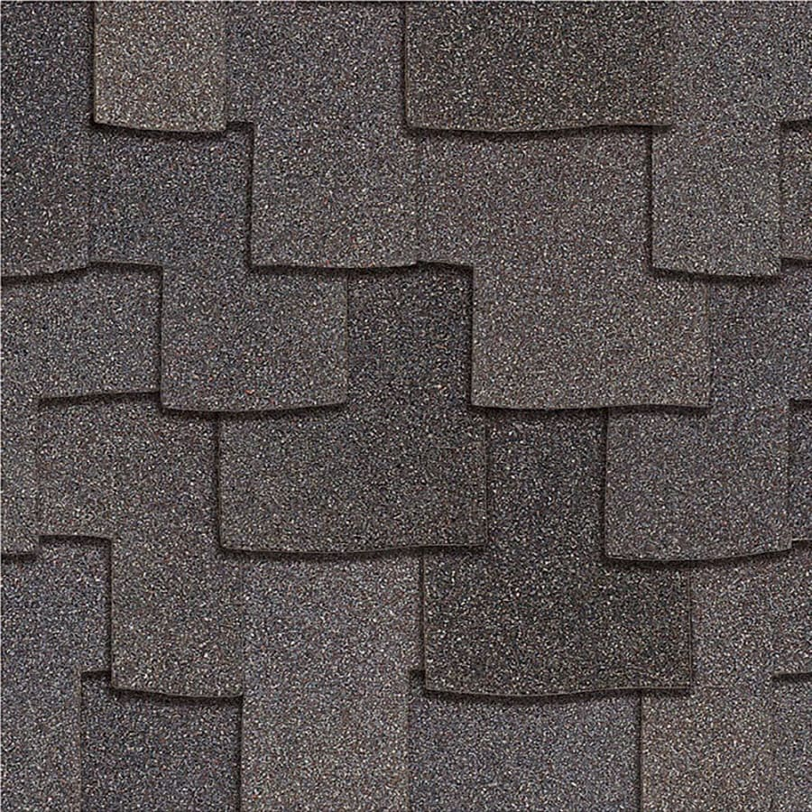 Owens Corning Woodcrest 16.67-sq ft Mesquite Laminated Architectural Roof Shingles