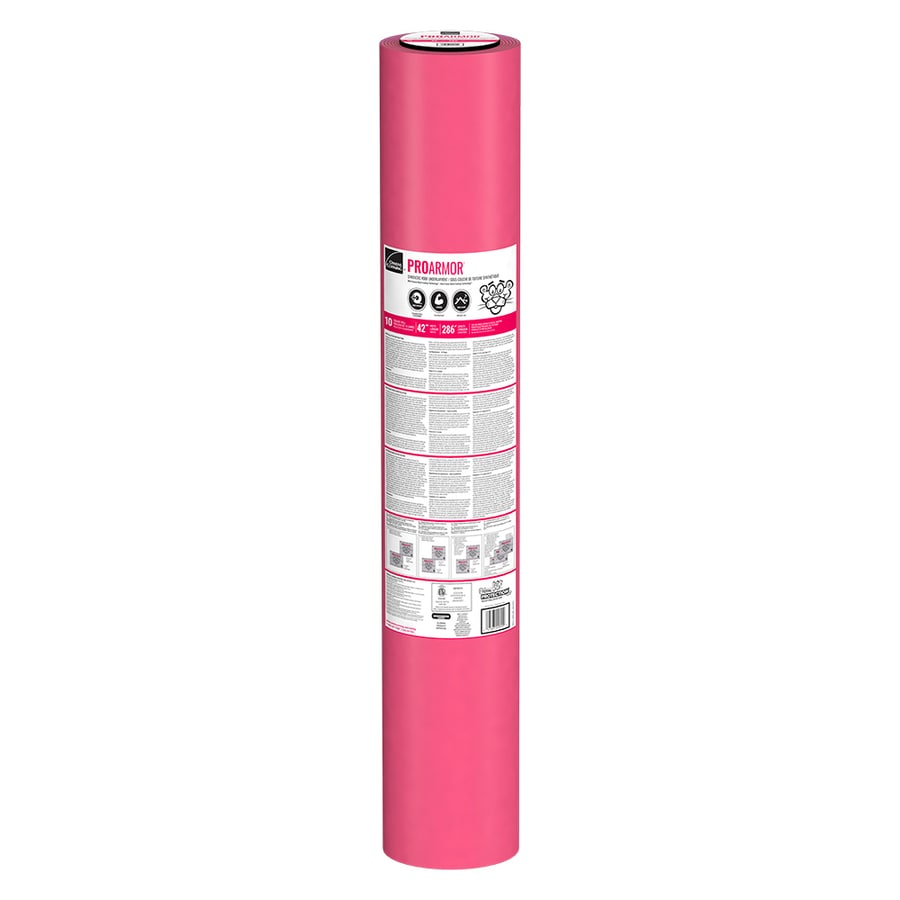 Owens Corning Proarmor 42-in x 286-ft 929-sq ft Synthetic Roof Underlayment