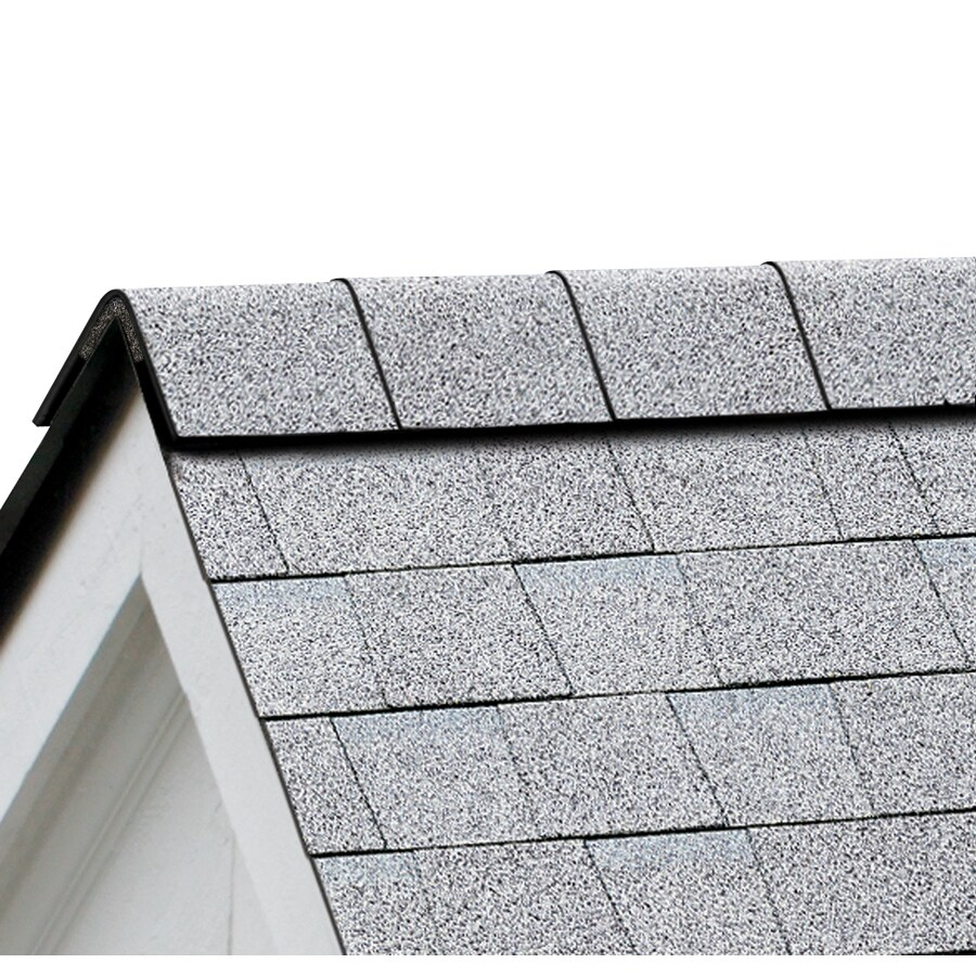 Owens Corning Perforated 33.75-lin ft Shasta White Hip and Ridge Roof Shingles