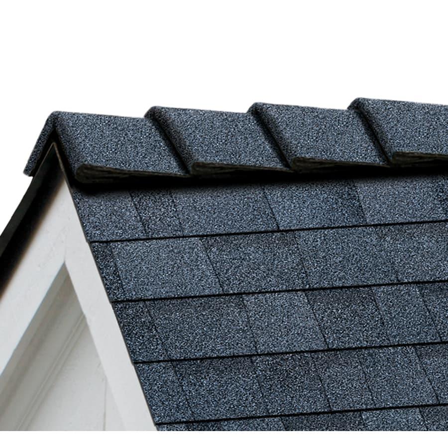 Owens Corning DecoRidge 20-lin ft Harbor Blue Hip and Ridge Roof Shingles