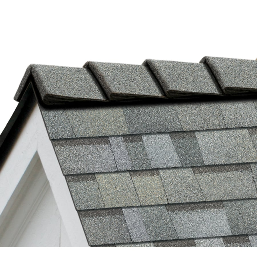 Owens Corning DecoRidge 20-lin ft Sage Hip and Ridge Roof Shingles