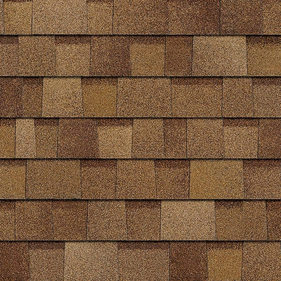 Owens Corning TruDefinition Duration 32.8-sq ft Desert Tan Laminated Architectural Roof Shingles
