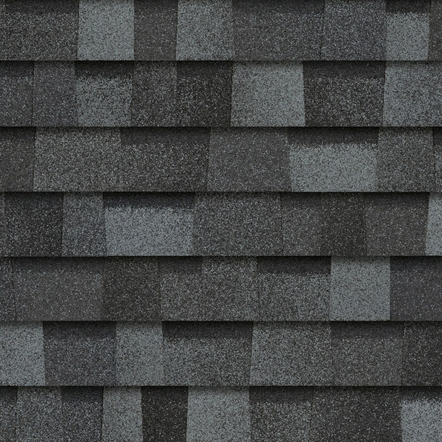 Owens Corning 32.8-sq ft Slatestone Gray Laminated Architectural Roof Shingles