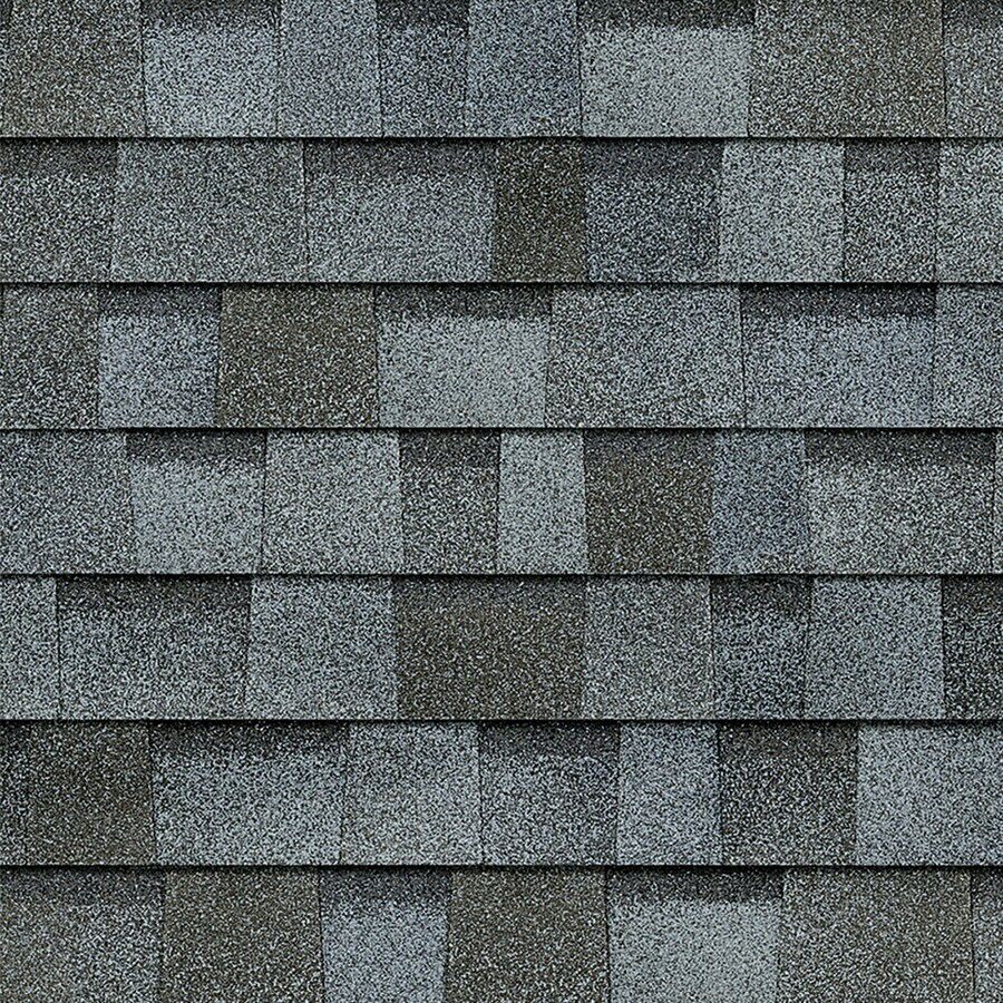 Owens Corning TruDefinition Duration 32.8-sq ft Quarry Gray Laminated Architectural Roof Shingles