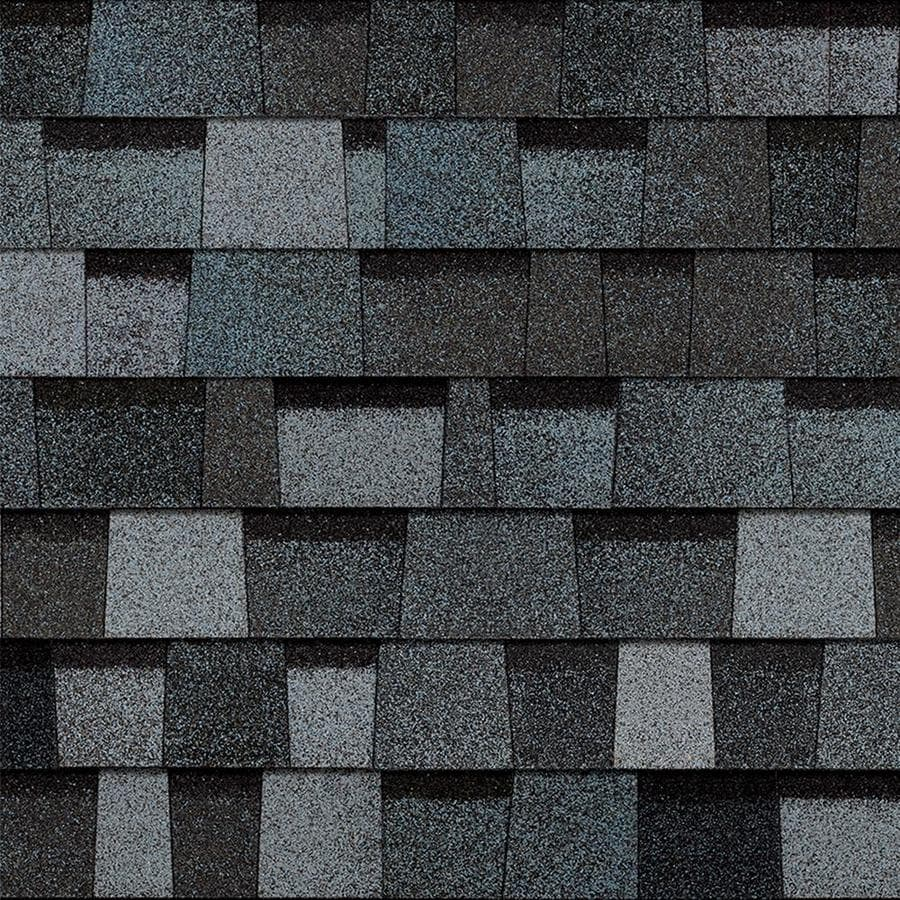 Owens Corning TruDefinition Duration Designer 32.8-sq ft Pacific Wave Laminated Architectural Roof Shingles