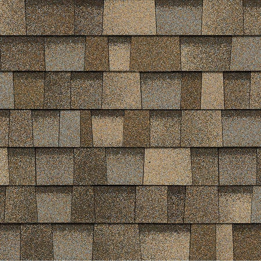 Owens Corning TruDefinition Duration Designer 32.8-sq ft Sand Dune Laminated Architectural Roof Shingles
