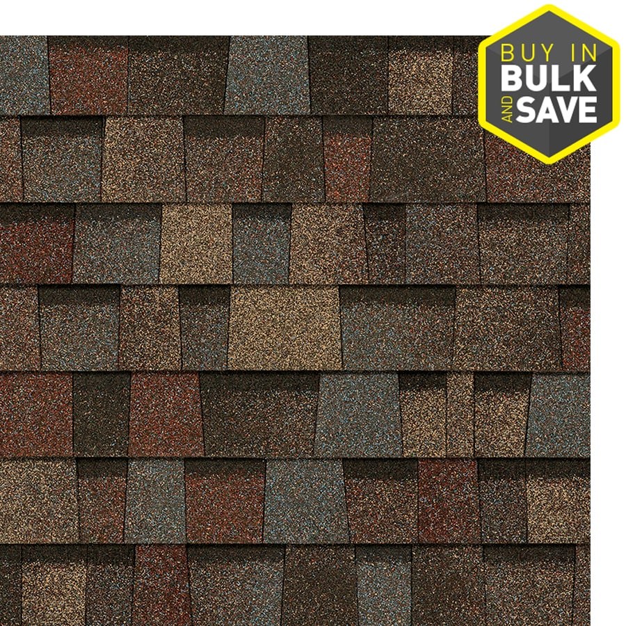 Owens Corning TruDefinition Duration Designer 32.8-sq ft Summer Harvest Laminated Architectural Roof Shingles