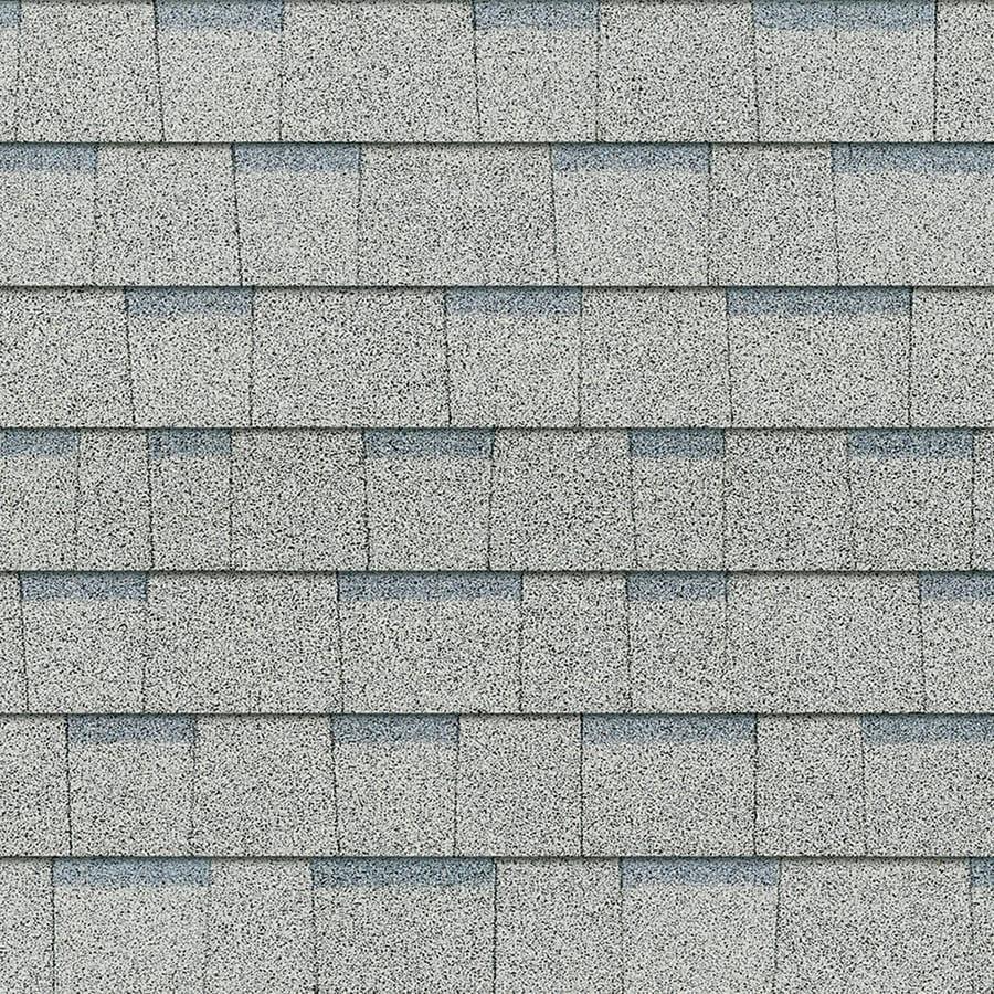 Owens Corning 32.8-sq ft Shasta White Laminated Architectural Roof Shingles