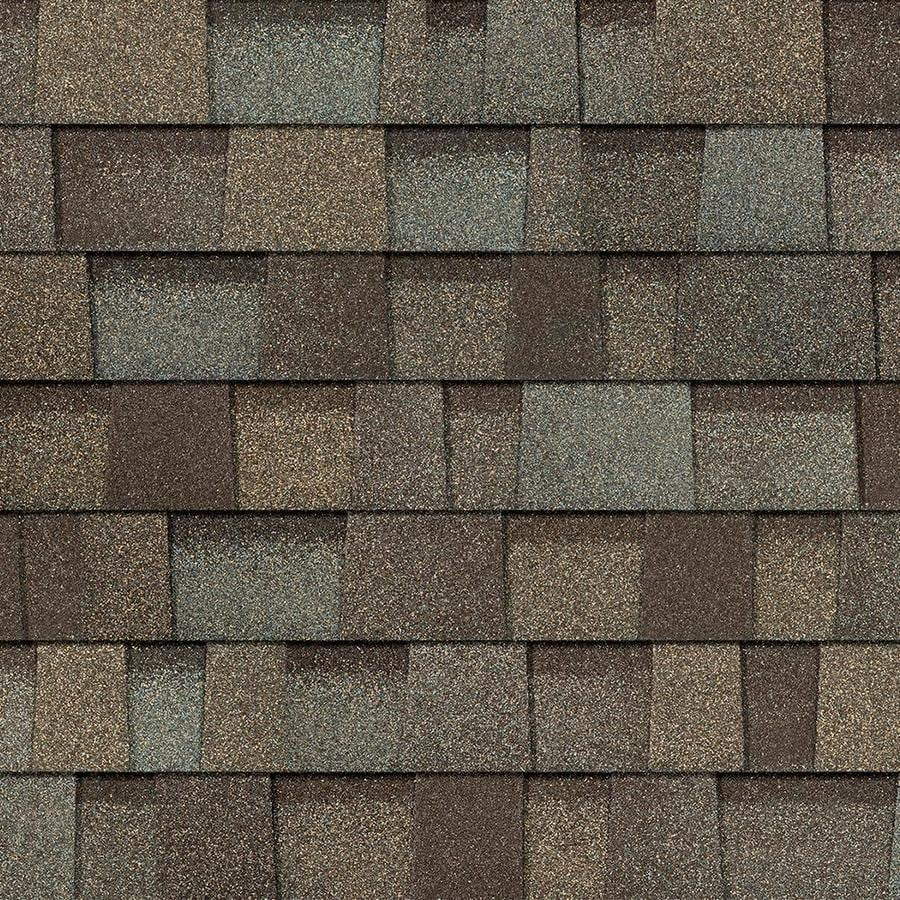 Owens Corning TruDefinition Duration MAX 24.6-sq ft Sycamore Laminated Architectural Roof Shingles