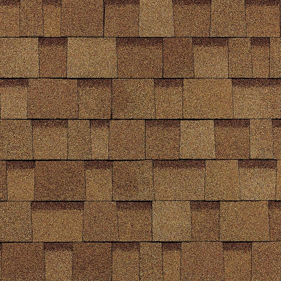Owens Corning TruDefinition Oakridge 32.8-sq ft Desert Tan Laminated Architectural Roof Shingles