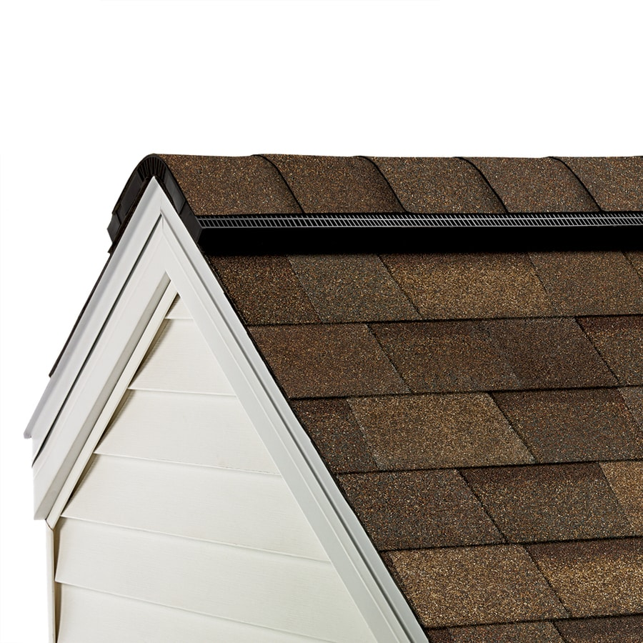 Owens Corning ProEdge 33-lin ft Artisan Aged Cedar Hip and Ridge Roof Shingles