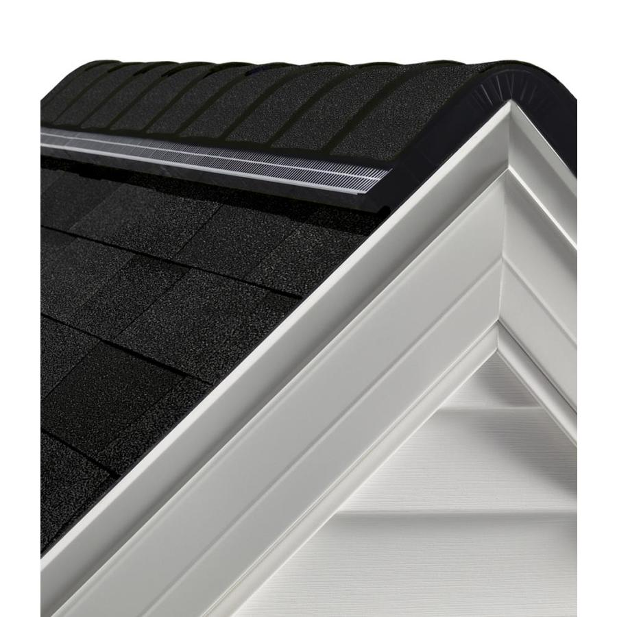 Owens Corning RIZERidge 33-lin ft Onyx Black Hip and Ridge Roof Shingles