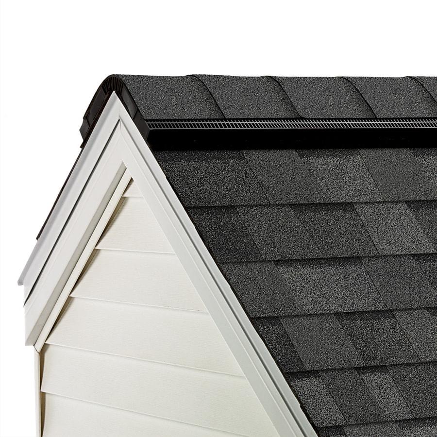 Owens Corning WeatherGuard HP 33-lin ft Trudefinition Estate Gray Hip and Ridge Roof Shingles