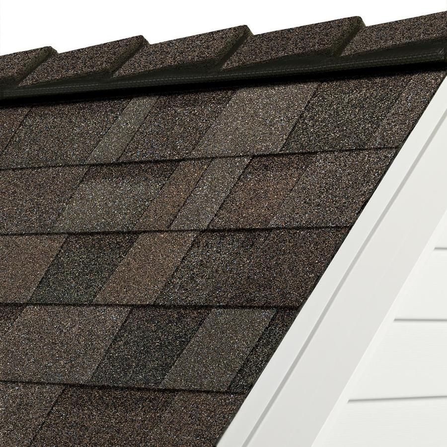 Owens Corning DecoRidge 20-lin ft Artisan Flagstone Hip and Ridge Roof Shingles