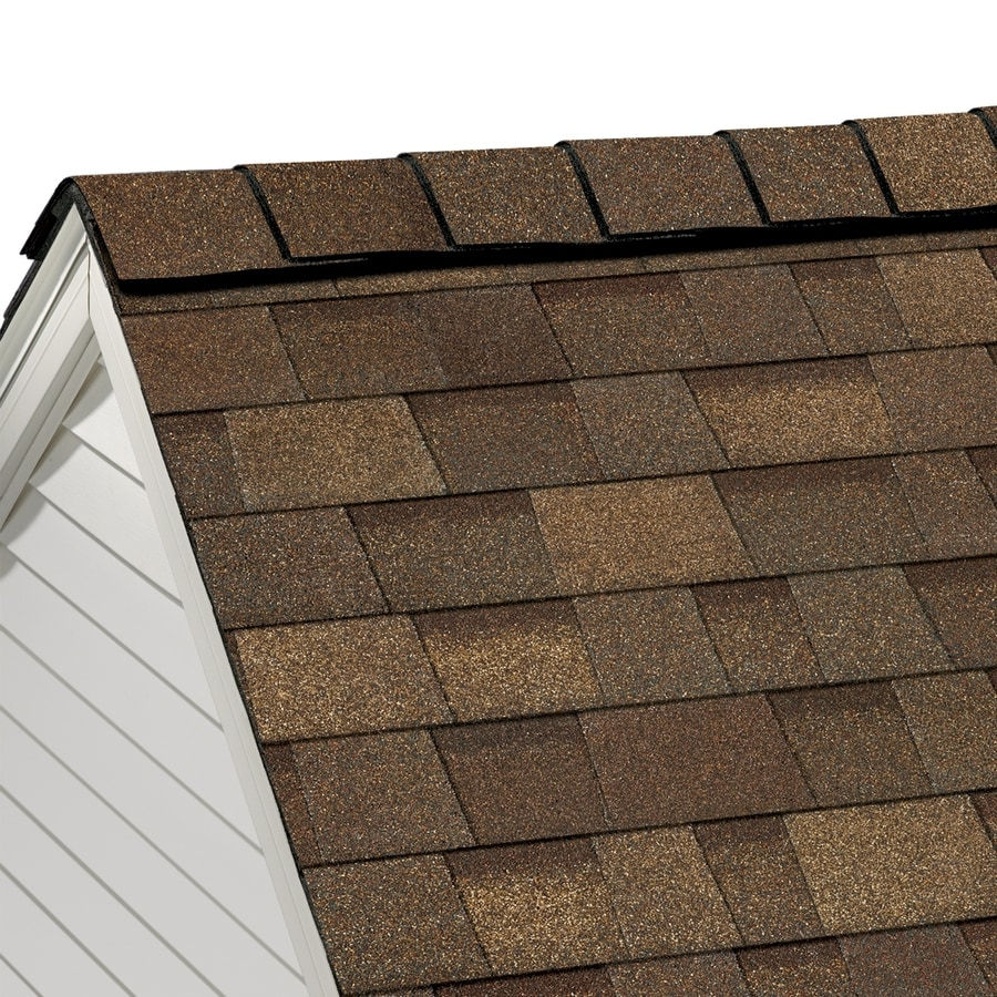 Owens Corning HighRidge 21.3-lin ft Artisan Aged Cedar Hip and Ridge Roof Shingles