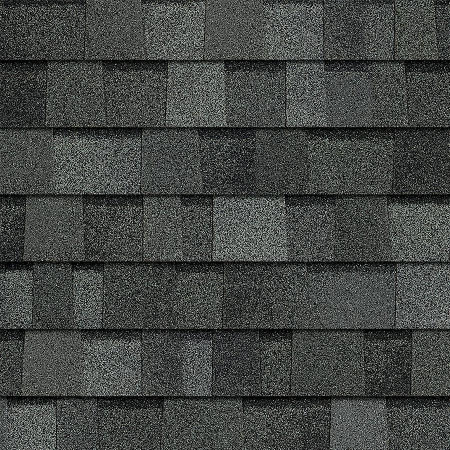 Owens Corning TruDefinition WeatherGuard HP 33-lin ft Estate Gray Laminated Architectural Roof Shingles