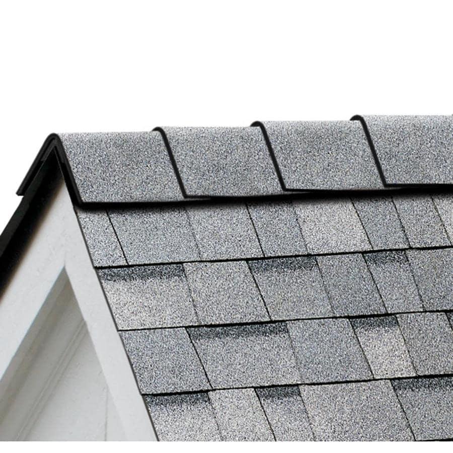 Owens Corning DuraRidge 20-lin ft Antique Silver Hip and Ridge Roof Shingles