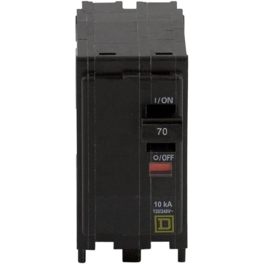 Square D QO 70-Amp 2-Pole Circuit Breaker