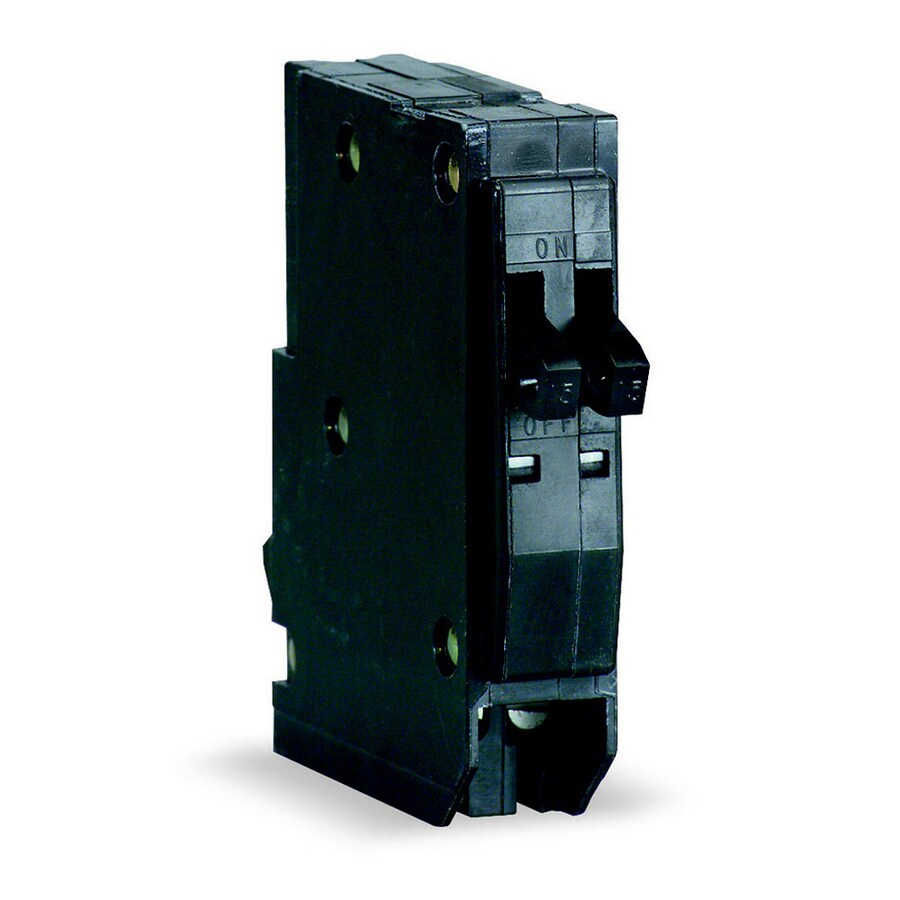 Square D QO 15-Amp 1-Pole Tandem Circuit Breaker