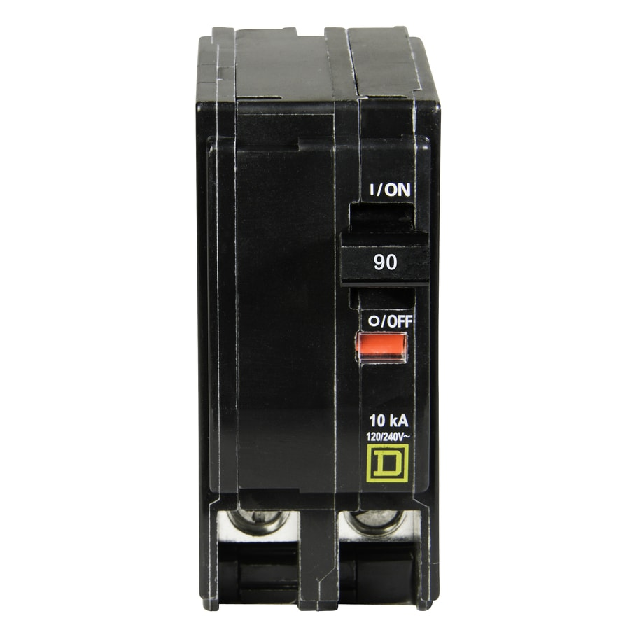 Square D QO 90-Amp 2-Pole Circuit Breaker