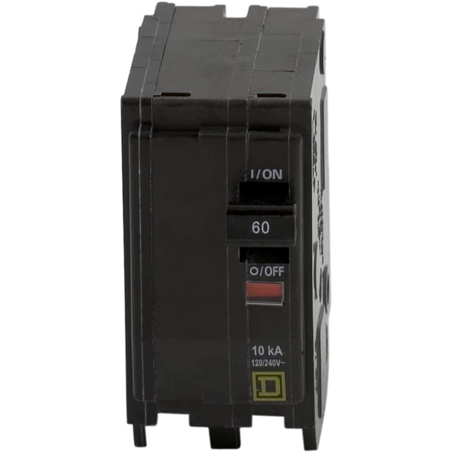 Square D QO 60-Amp 2-Pole Circuit Breaker