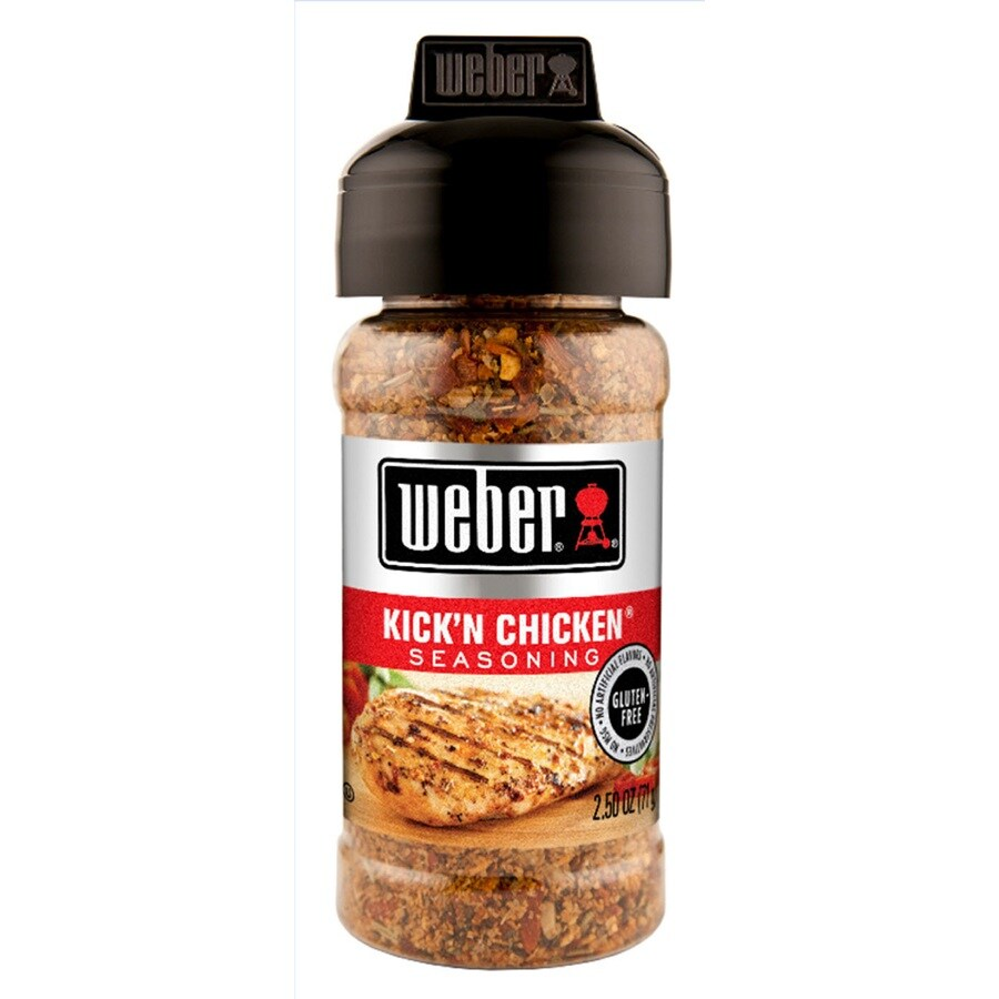 Weber 2.5-oz Chicken Seasoning Blend