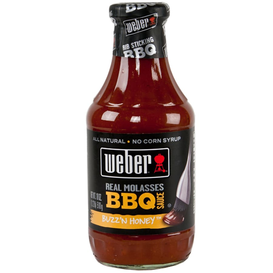 Weber 18-oz Honey Marinade Sauce