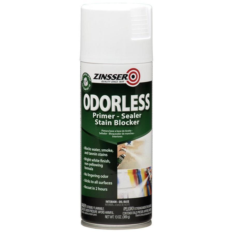 Zinsser Zinsser Odorless Interior Oil Primer (Actual Net Contents: 12-fl oz)
