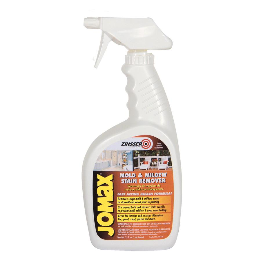 JOMAX 32 oz Mold and Mildew Stain Remover Spray