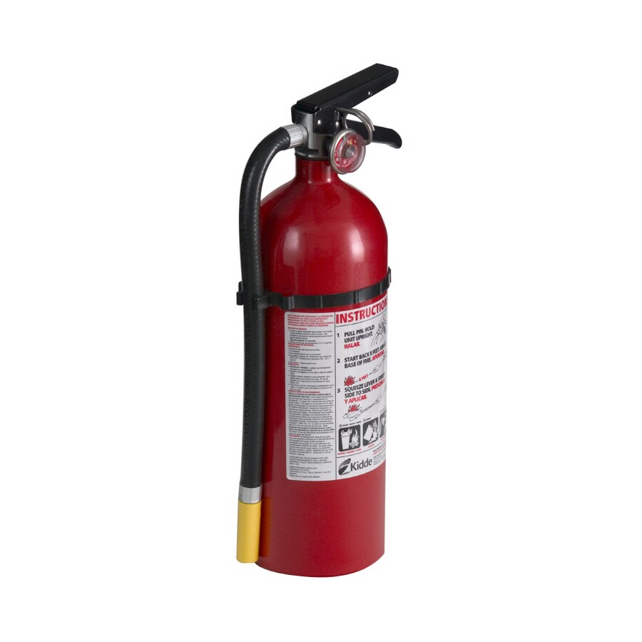 Kidde Pro Rechargeable Fire Extinguisher