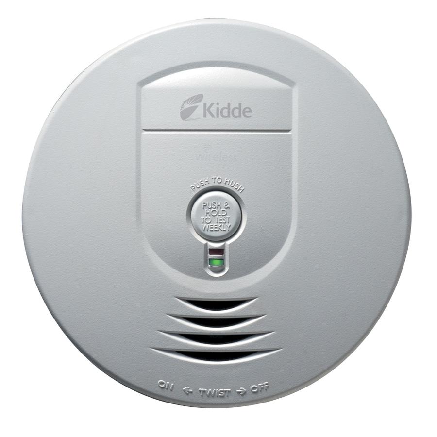 Kidde Battery-Powered 4.5-Volt Smoke Detector