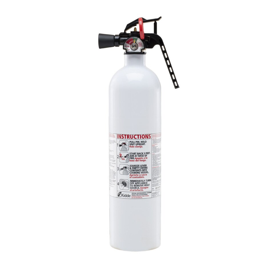 Kidde Kitchen Cooking Fires 711A Fire Extinguisher