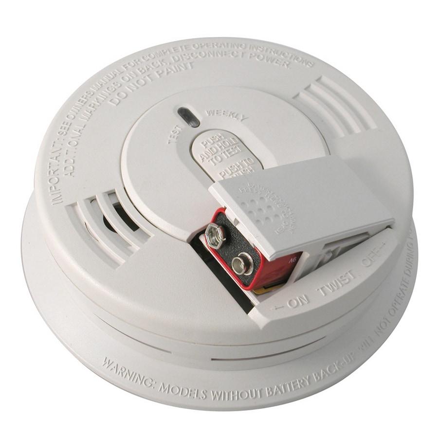 Kidde 2-Pack AC Hardwired 120-Volt Smoke Detectors
