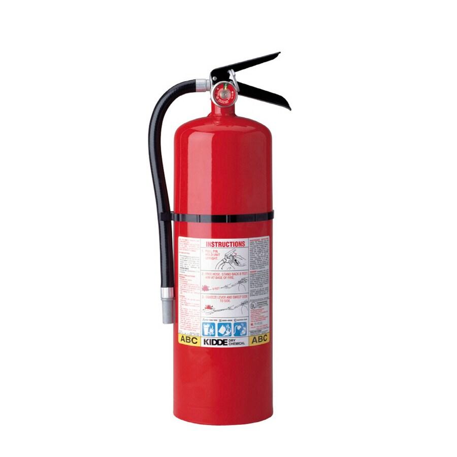 Kidde Pro 10 TCM ABC Fire Extinguisher
