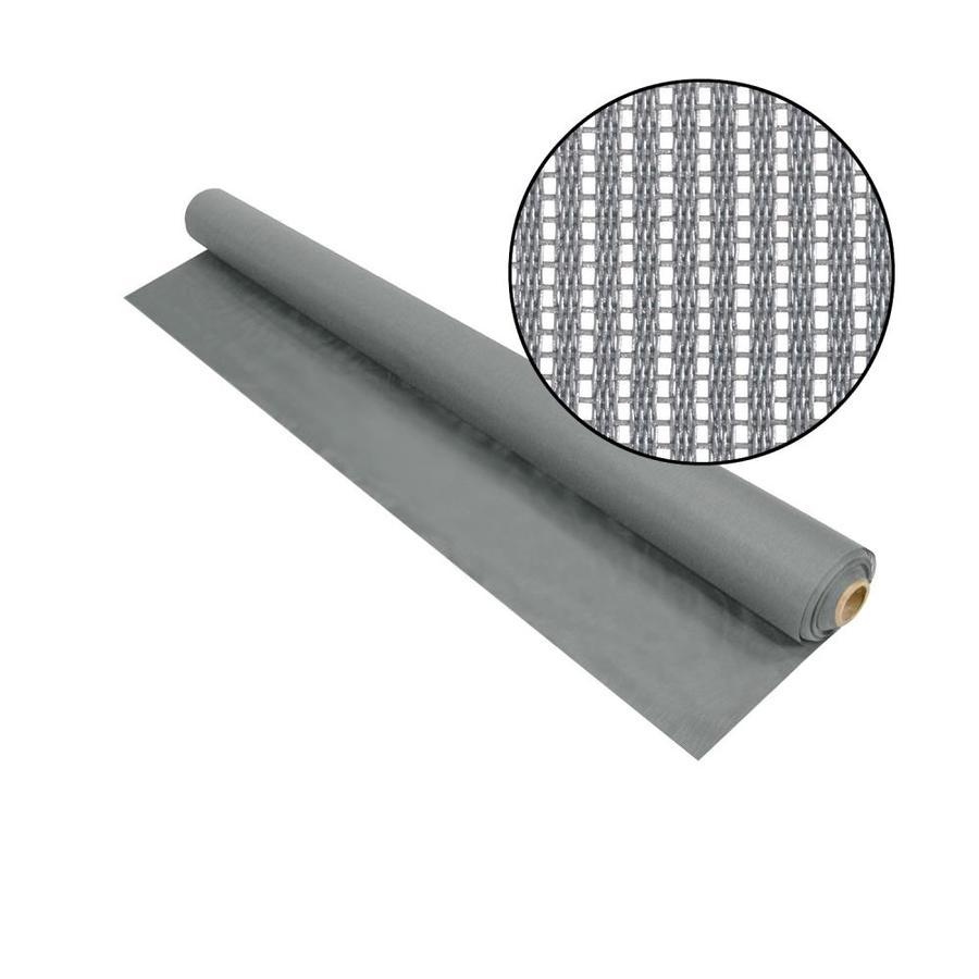 Phifer SunScreen 60-in x 100-ft Silvergray Fiberglass Screen Wire