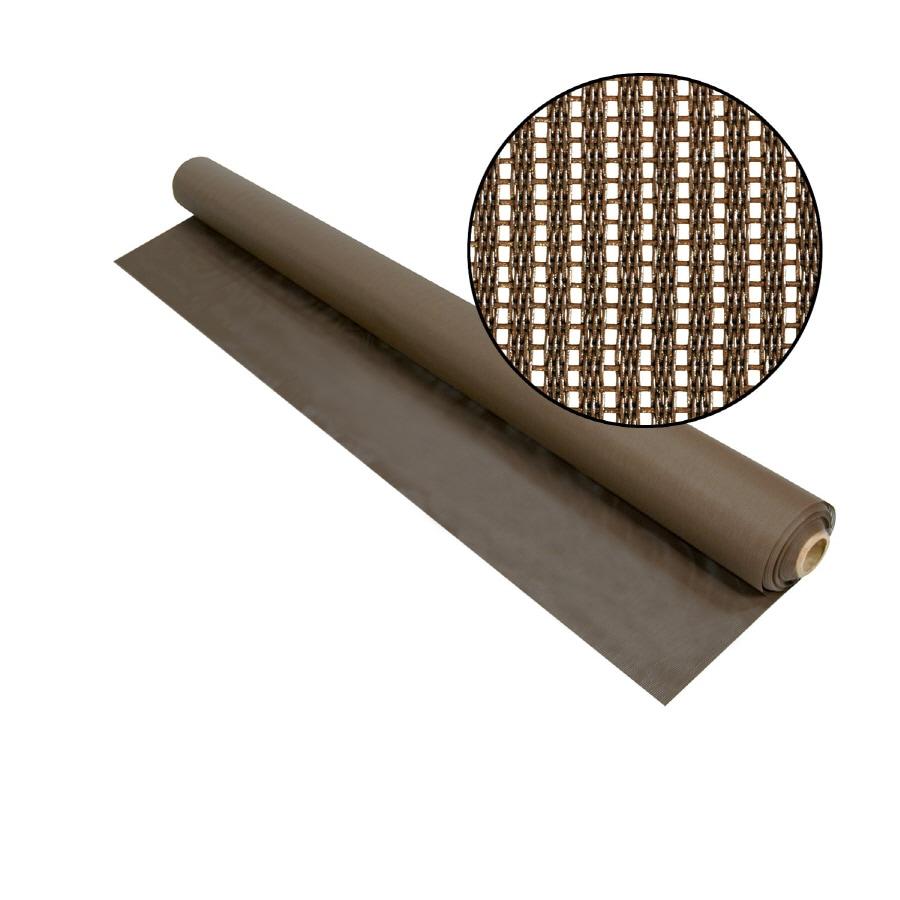 Phifer SunScreen 60-in x 100-ft Bronze Fiberglass Screen Wire