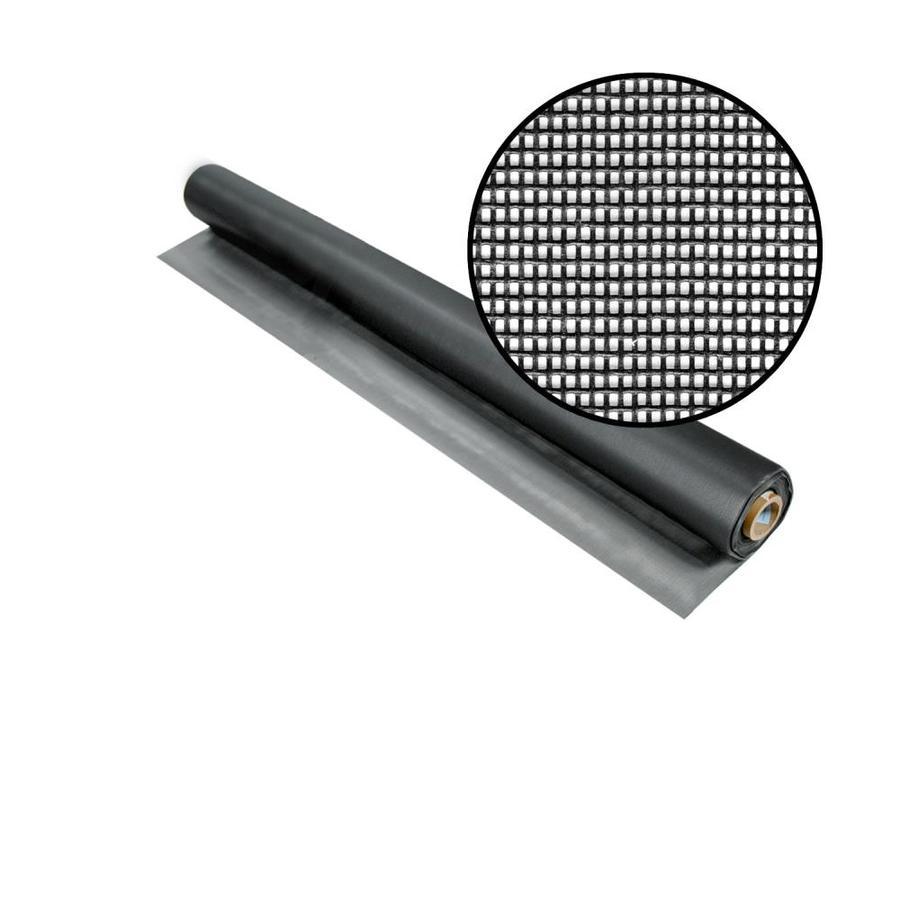 Phifer Glas-Shield 36-in x 100-ft Charcoal Fiberglass Screen Wire