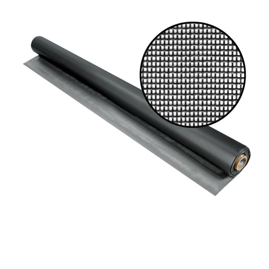 Phifer Glas-Shield 72-in x 100-ft Charcoal Fiberglass Screen Wire