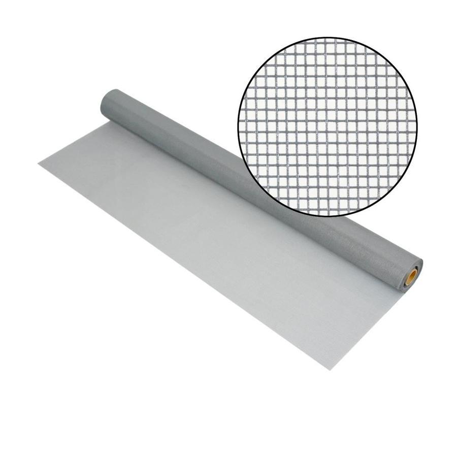 Phifer Pool & Patio 36-in x 100-ft Silver-Gray Fiberglass Screen Wire